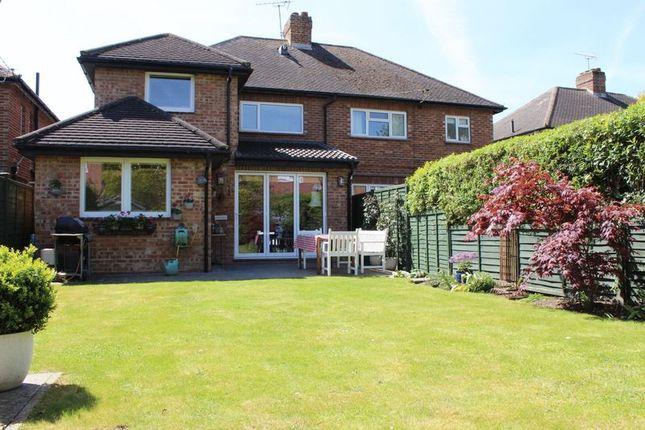 Thumbnail Semi-detached house for sale in Bond Street, Englefield Green, Egham