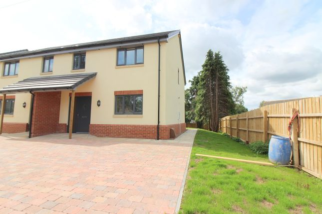 Thumbnail Semi-detached house for sale in Rogiet, Caldicot