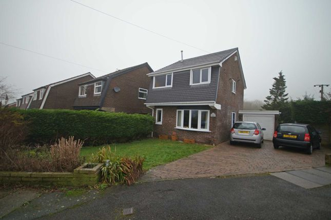 Thumbnail Detached house to rent in Snowdon Drive, Horwich, Bolton