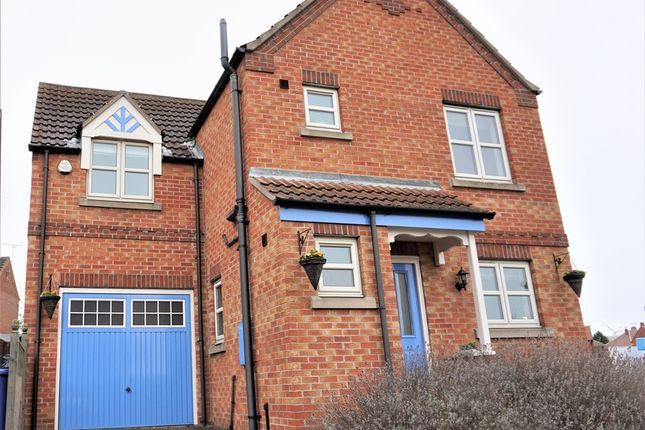 Thumbnail Detached house for sale in St. Laurence Court, Adwick-Le-Street, Doncaster