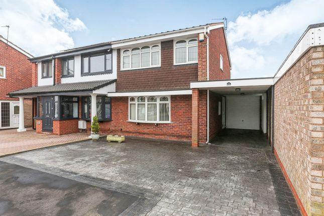 Semi-detached house in  Millersdale Drive  West Bromwich  Birmingham