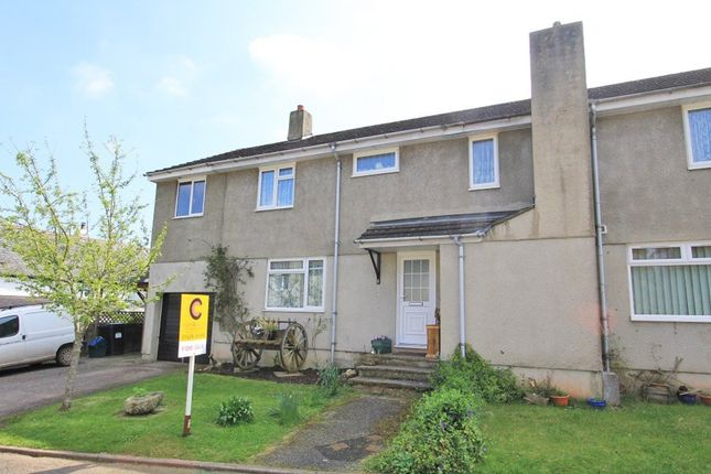 Thumbnail Semi-detached house for sale in North End Close, Ipplepen, Newton Abbot