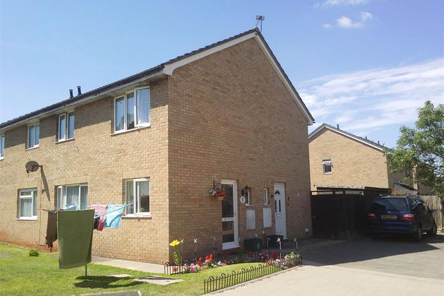 Thumbnail Property to rent in Scott Lawrence Close, Frenchay, Bristol