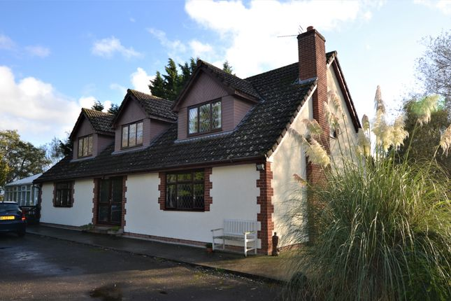 Thumbnail Detached house for sale in Mark Road, Blakeway, Wedmore