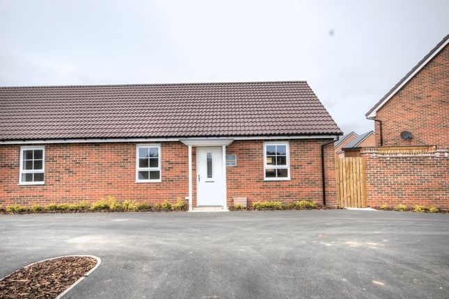 Thumbnail Semi-detached bungalow for sale in Bowyer Way, Morpeth