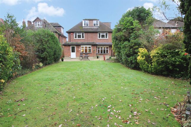 Garden of Broadwood Avenue, Ruislip HA4