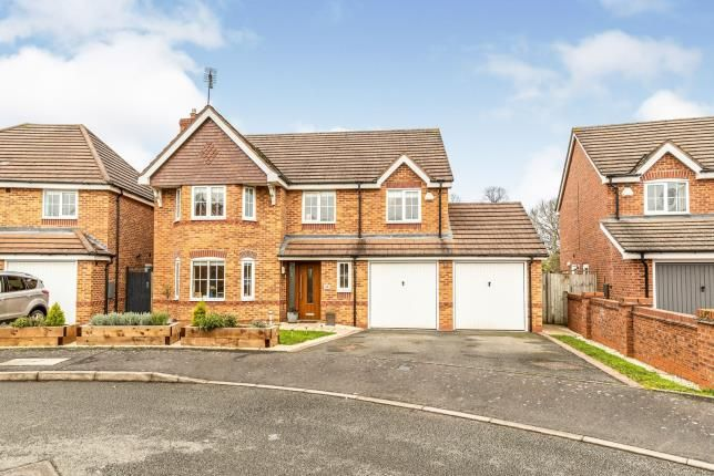 Thumbnail Detached house for sale in Wilmhurst Road, Warwick, Warwickshire