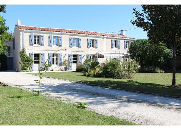 Homes For Sale Near La Rochelle France