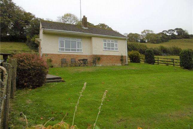 Detached bungalow to rent in Lynch Farm, West Milton, Bridport