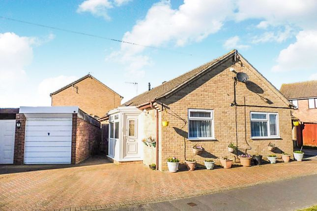 Thumbnail Detached bungalow for sale in Royal Thames Road, Caister-On-Sea, Great Yarmouth