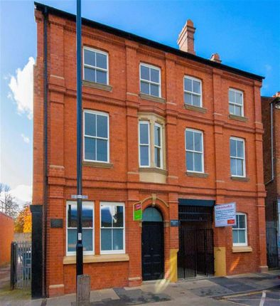 Thumbnail Flat for sale in Willow Street, Oswestry
