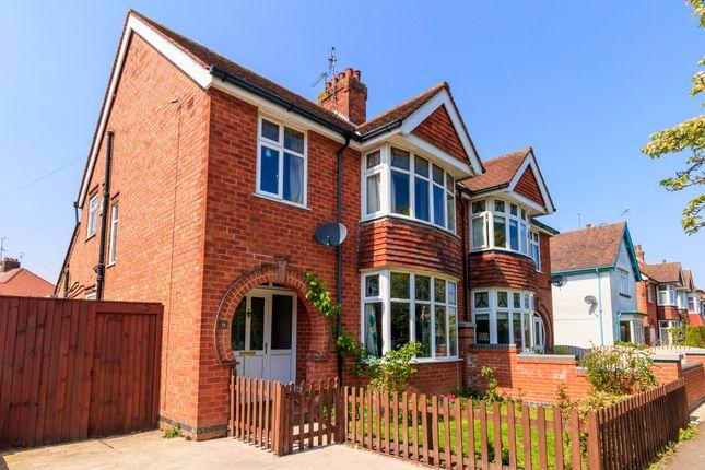 Thumbnail Semi-detached house for sale in Park Avenue, Skegness