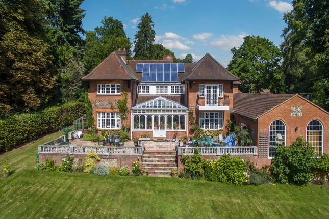 Thumbnail Detached house for sale in Manor Road, Hazlemere, High Wycombe