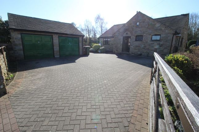 Thumbnail Bungalow for sale in Garforth Close, Altofts, Normanton