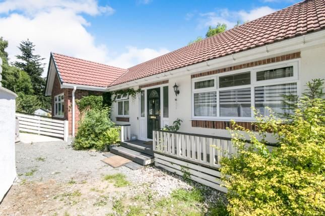 Thumbnail Detached house for sale in Tayler Avenue, Dolgarrog, Conwy, North Wales