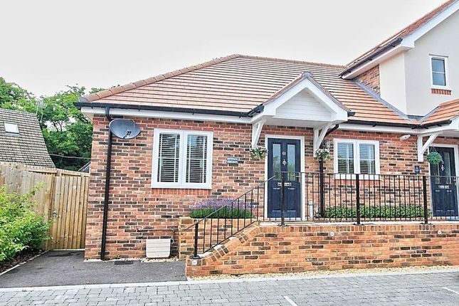 Thumbnail Bungalow for sale in Sherborne Way, Hedge End, Southampton