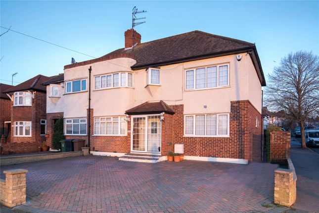 Thumbnail Semi-detached house for sale in Sewardstone Road, London