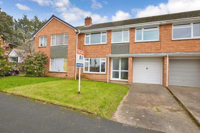 Thumbnail Semi-detached house to rent in Lyndhurst Road, St. Leonards, Exeter