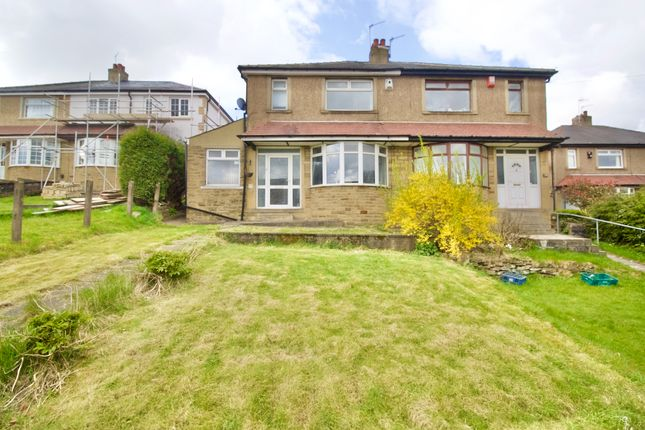 Thumbnail Semi-detached house for sale in Hollybank Road, Great Horton, Bradford