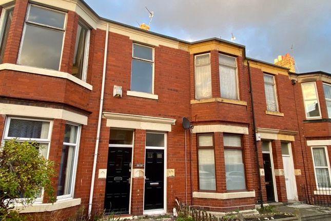 Thumbnail Flat for sale in Trewhitt Road, Heaton, Newcastle Upon Tyne