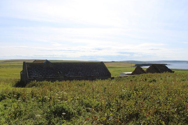 Thumbnail Land for sale in Sanday, Orkney