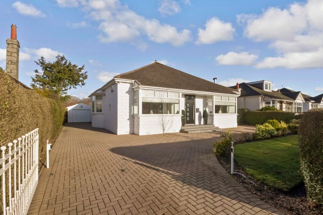 Thumbnail Detached bungalow for sale in 79 Eastwoodmains Road, Clarkston