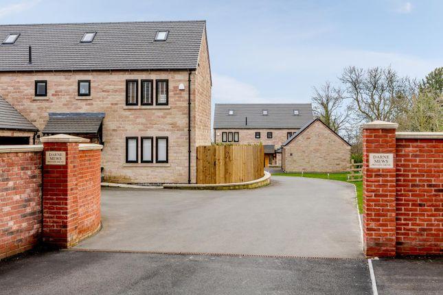 Thumbnail Property for sale in Darne Mews, Hulland Ward, Ashbourne, Derbyshire