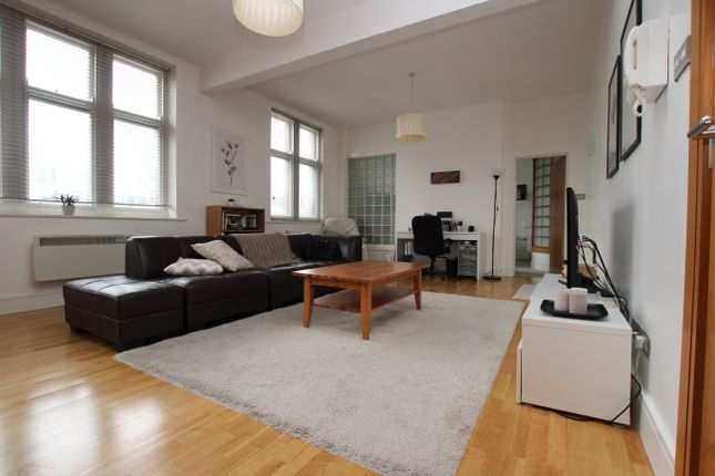 Thumbnail Flat to rent in Upper Parliament Street, Nottingham