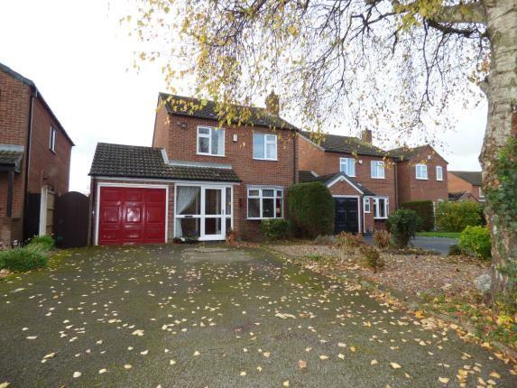 Thumbnail Detached house for sale in Caroline Close, Alvaston, Derby, Derbyshire