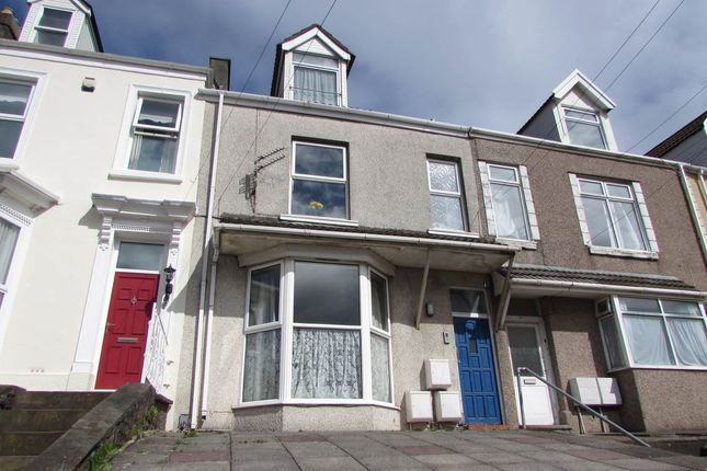 1 bed flat to rent in Montpelier Terrace, Ffynone, Swansea SA1