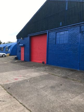 Thumbnail Warehouse to let in m90 Commerce Park, Dunfermline