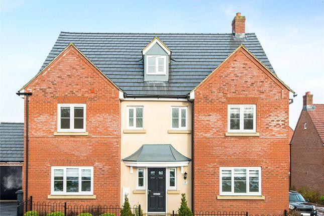 Thumbnail Detached house to rent in Avocet Road, Hemel Hempstead, Hertfordshire