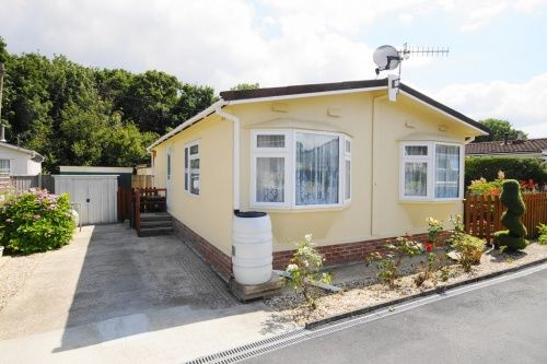 Mobile Park Home For Sale In Ashley Wood Tarrant Keyneston Blandford Forum