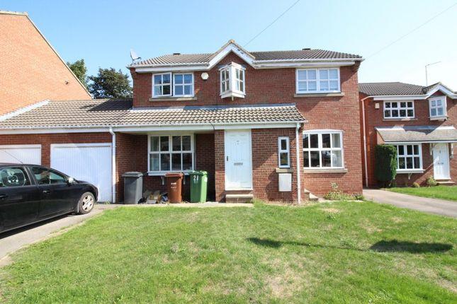 Thumbnail Semi-detached house to rent in Bridge Court, Morley, Leeds