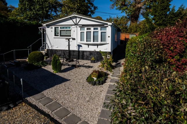 Thumbnail Mobile/park home for sale in 1 Oak Way, Caerwnon Park, Builth Wells