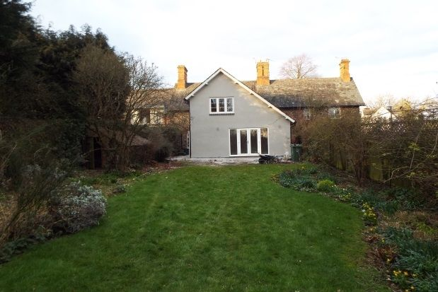 Thumbnail Cottage to rent in Main Street, Swithland