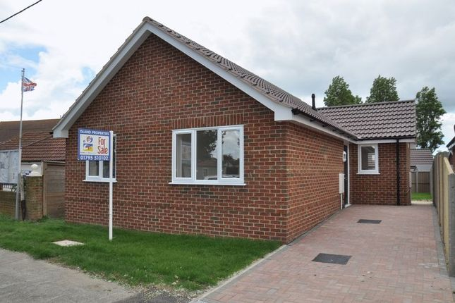 New Homes For Sale In Isle Of Sheppey Zoopla
