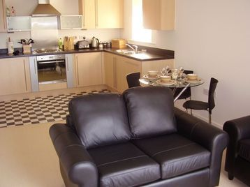 Thumbnail Flat to rent in Walker House, Salford