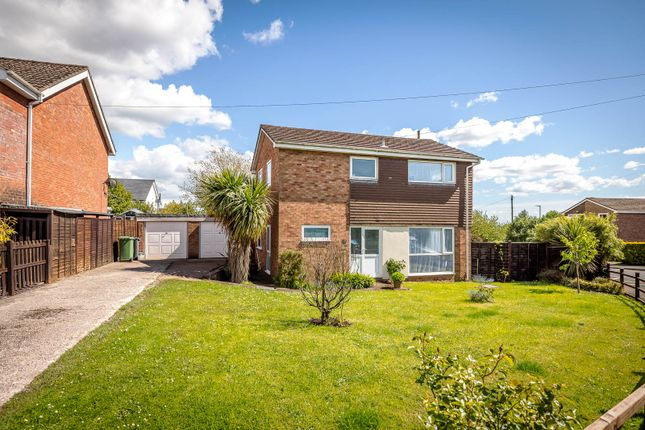 Thumbnail Detached house for sale in School Crescent, Lydney