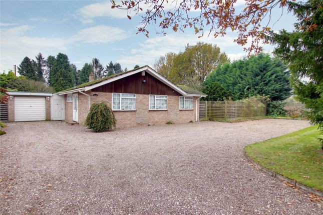 Thumbnail Bungalow for sale in Perrymill Lane, Sambourne, Redditch