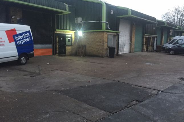 Thumbnail Warehouse for sale in Enterprise Industrial Estate, Bolina Road, Rotherhithe