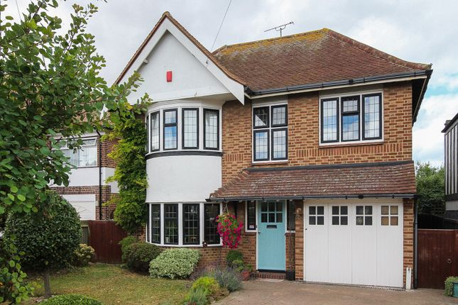 Thumbnail Detached house for sale in Tyson Avenue, Margate
