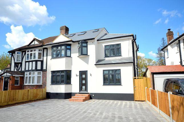 Thumbnail Detached house for sale in Cambridge Avenue, New Malden