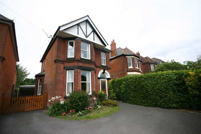 Thumbnail Detached house to rent in Winchester Road, Shirley, Southampton
