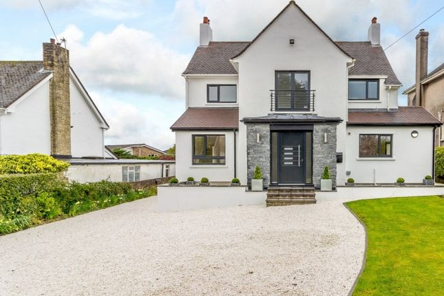 Thumbnail Detached house for sale in St. Quentins Close, Cowbridge, Vale Of Glamorgan
