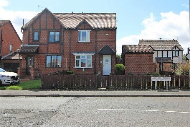 Thumbnail Semi-detached house to rent in Southend Avenue, Blyth