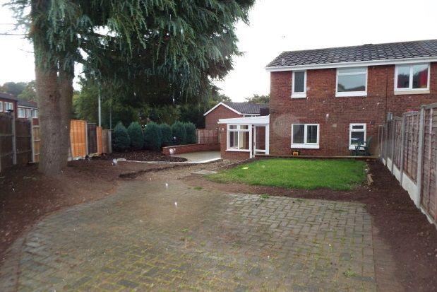 Thumbnail Property to rent in Goldsborough, Wilnecote, Tamworth