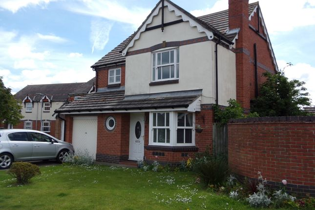 Thumbnail Detached house for sale in Glendford Place, Blyth