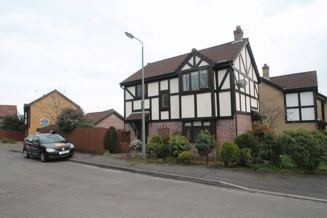 Thumbnail Detached house to rent in Palmers Close, Barrs Court, Bristol