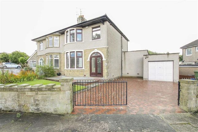 Thumbnail Semi-detached house for sale in Woodside Road, Accrington, Lancashire